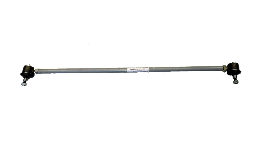 Steering rods